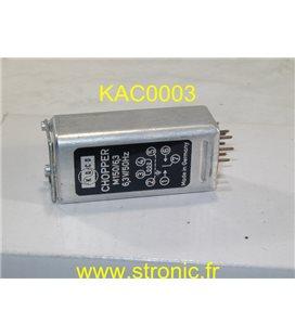 CHOPPER  M150 / 6.3V 50 Hz