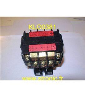 RELAIS DL25-22   220V 50Hz