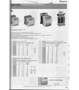 TRANSFORMATEUR DE SEPARATION 1 KVA  442 68