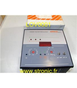 POWER FACTOR REGULATOR    DRC3