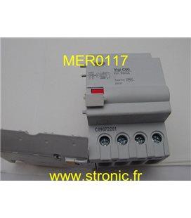 PROTECTION VIGI C60 4P 25A 30mA