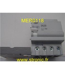 PROTECTION VIGI C60 4P 63A 30mA