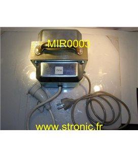 AUTOTRANSFORMATEUR    220V - 110V 750 VA