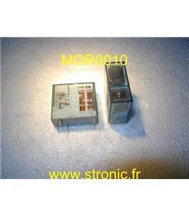 RELAIS TEC  48V DC  1RT 10A  JVAR Nø45