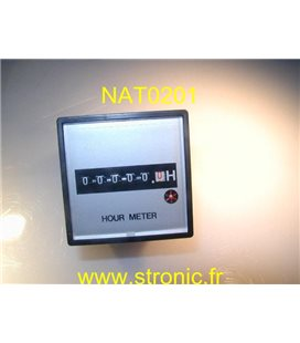 HOUR METER COMPTEUR HORAIRE  TH 1385