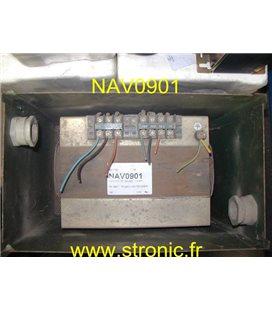 TRANSFO TRI  380/220   7.5 kW