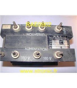 TRANSFORMATEUR  ATN  380/380V 3kVA