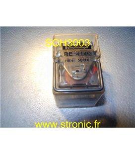 RELAIS RE 4140  110V 50Hz