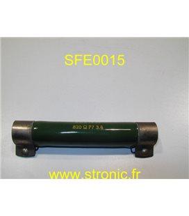 RESISTANCE 820 SFERNICE RWS16.90