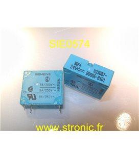 RELAIS VERTICAL  24V  DC    V23057-B0006-B101