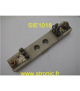 SUPPORT FUSIBLE  Taille 0  160A /  660V