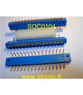CONNECTEUR POUR CI SERIE 59 1116B