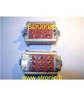 CONNECTEUR 9 POLES MALES 8140 030260