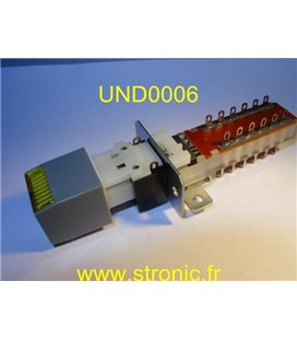 INTER BOUTON POUSSOIR  E-42153  LUMINEUX