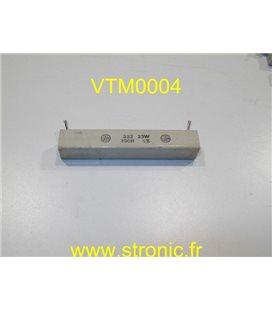 RESISTANCE CERAMIC VTM     222