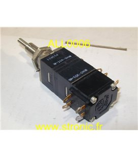 POTENTIOMETRE 2 X 10 K  + 2 INTERS  311-1856-00