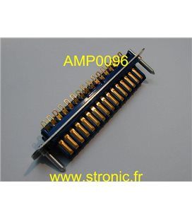 CONNECTEUR SERIE 26  MALE  32 CONTACTS 26-159-32