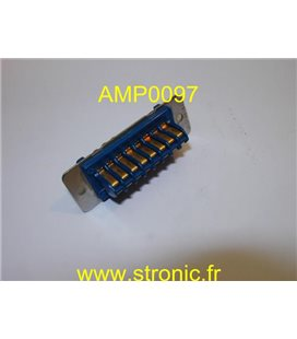 CONNECTEUR SERIE 26  MALE  16 CONTACTS 26-4100-16P