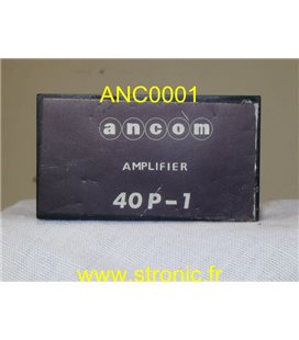 MODULE AMPLIFIER 40P-1