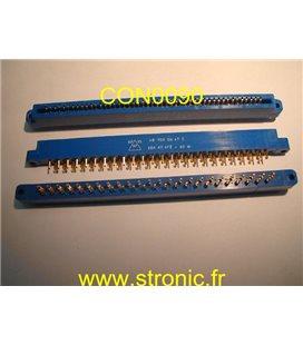 CONNECTEUR ENFICHABLE  HE701 EN47 Z -82 41