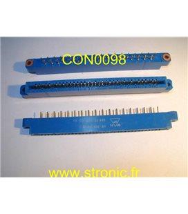 CONNECTEUR ENFICHABLE  254 35 AFY 82-28