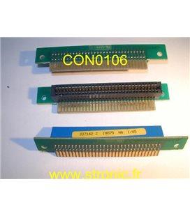 CONNECTEUR ENFICHABLE HE 901 E62 Z   MONTAGE