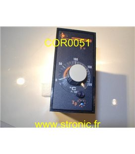REGULATEUR TEMPERATURE DISCONTINU  MINICOR 10