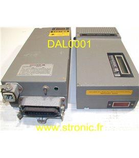 SCANNER CODE BARRE LASER          DS 200L