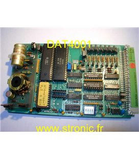 CARTE DATAMEGA MP387 P/U.3