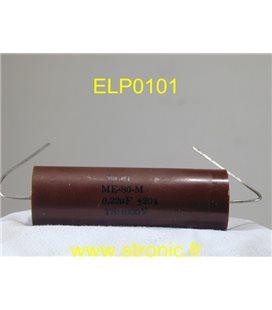 CONDENSATEUR PLAST 220nF 1kV