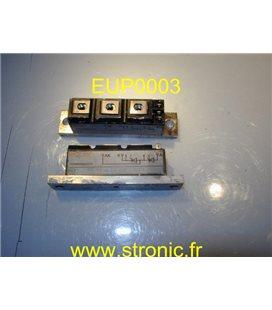 PONT THYRISTORS POWERBLOC TT25 N 12 KOF 6D5