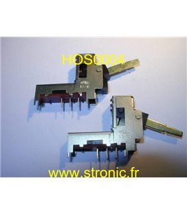 INTER / SWITCHS TOGGLE  BASCULE 2 POSITIONS