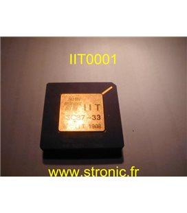 CPU  II T  3C87-33