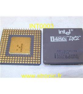MICROPROSSEUR  I486 DX2-66
