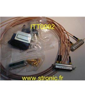 CONNECTEUR DB-13W3S-K121