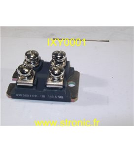DIODES REDRES. EPITAXIALES DSEI 2X61-12B