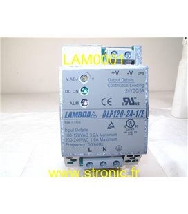 POWER SUPPLY UNIT  DLP120-24-1/E