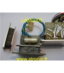 VOLTAGE REGULATOR 15V 5A LAS 2215