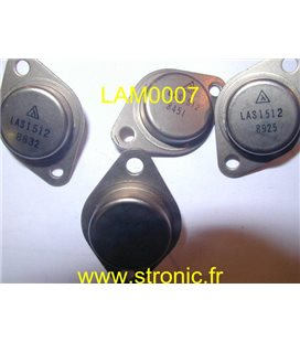 VOLTAGE REGULATOR  LAS 1512