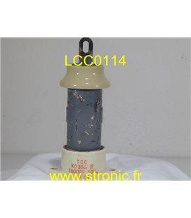 CONDENSATEUR LCC  1000pF 12kV
