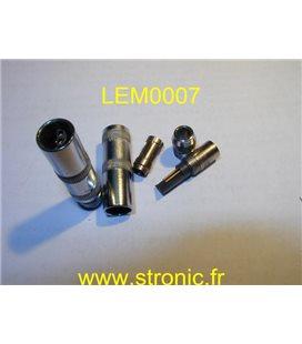 PROLONGATEUR LEMO 4 x  TAILLE 0S PCA.0S.304.CLLG44