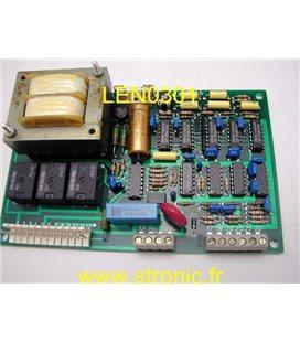 PLATINE VARIATEUR   R-S-I  U30-V7-BS-