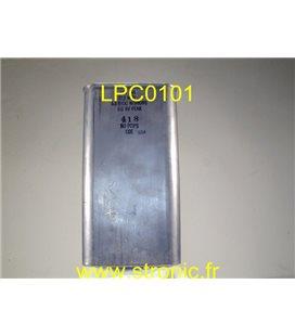 CONDENSATEUR THT PAPIER HUILE 32æF 5.5kV  LPC264