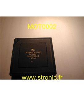 CPU  MC68020 RP16E