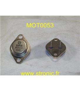 TRANSISTOR BUX98 NPN 450V 30A  250W  TO3