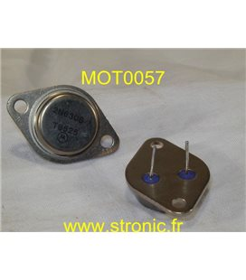 TRANSISITOR 2N6308  NPN 350V 8A 125W  TO3