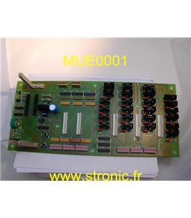 MUETTA MAIN BOARD 808.20B/C