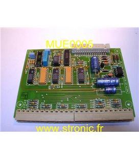 MUETTA ADC BOARD 808.22B/C