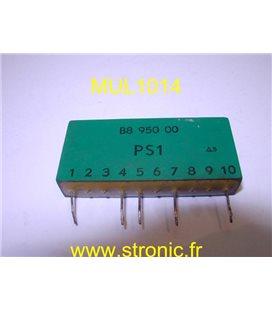 COMBI LOGIC B8 950 00    PS1