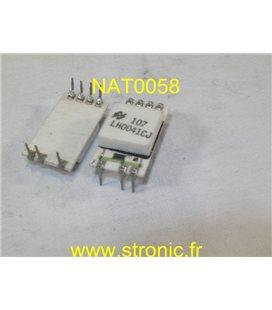 POWER OPERATIONAL AMPLIFIER LH0041CJ    0.2A